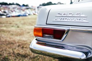 Mercedes-Benz 280SL automatic, Mercedes-Benz name