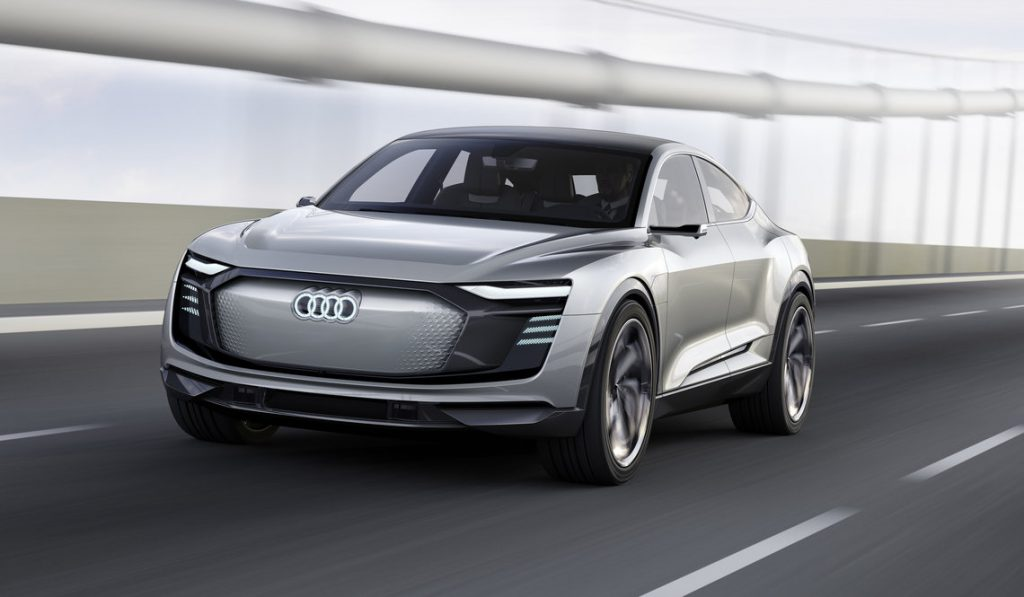 Audi E-Tron Sportback: the future of electric cars