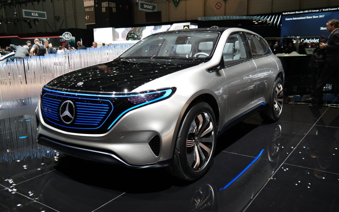 EQ: The Electric Mercedes-Benz