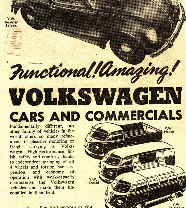 The Australian Volkswagen