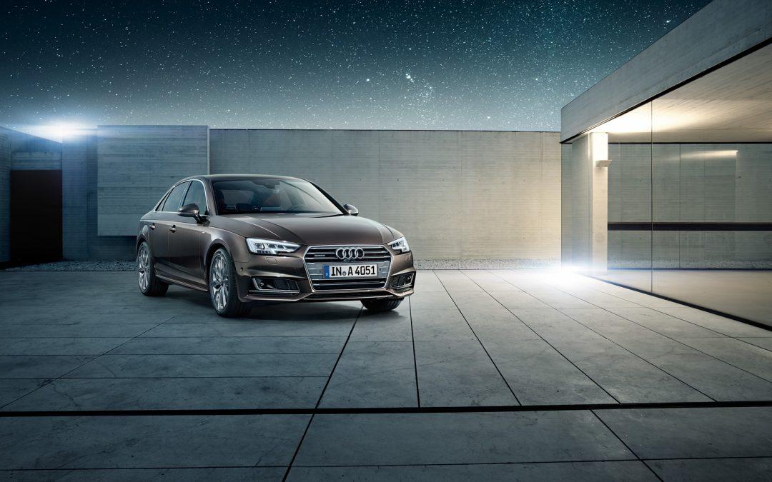 The 2018 Audi A4 B9