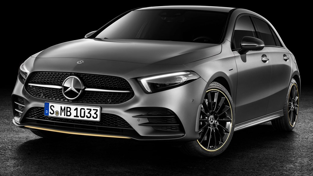 Mercedes-Benz New A Klasse