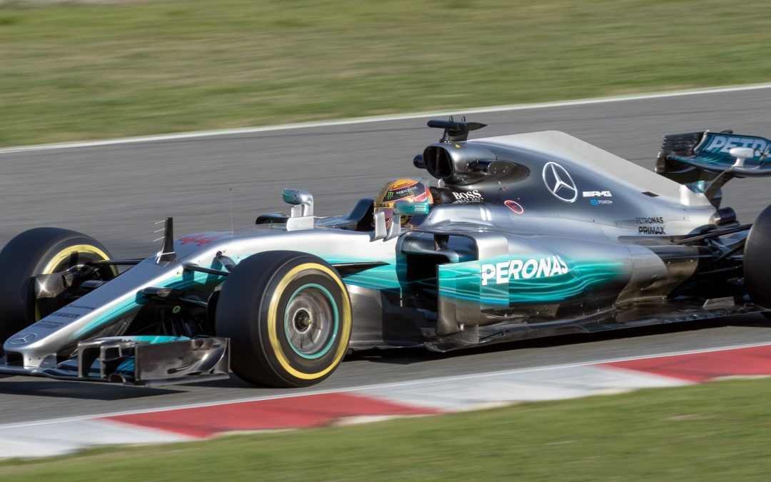 Mercedes-Benz at the F1
