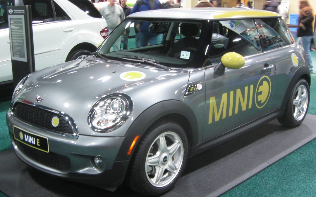 BMW MINI E: An electric upgrade for the model's 60th birthday