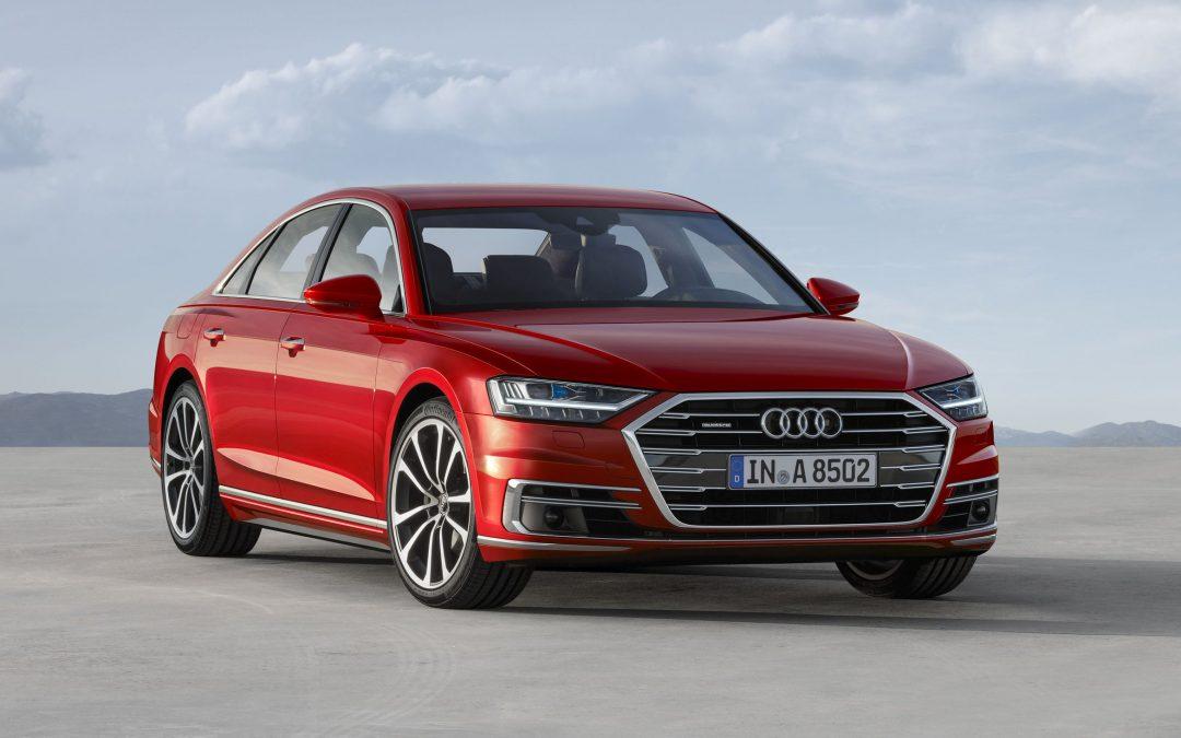 Autonomous Audi: Six Levels of Autonomous Driving