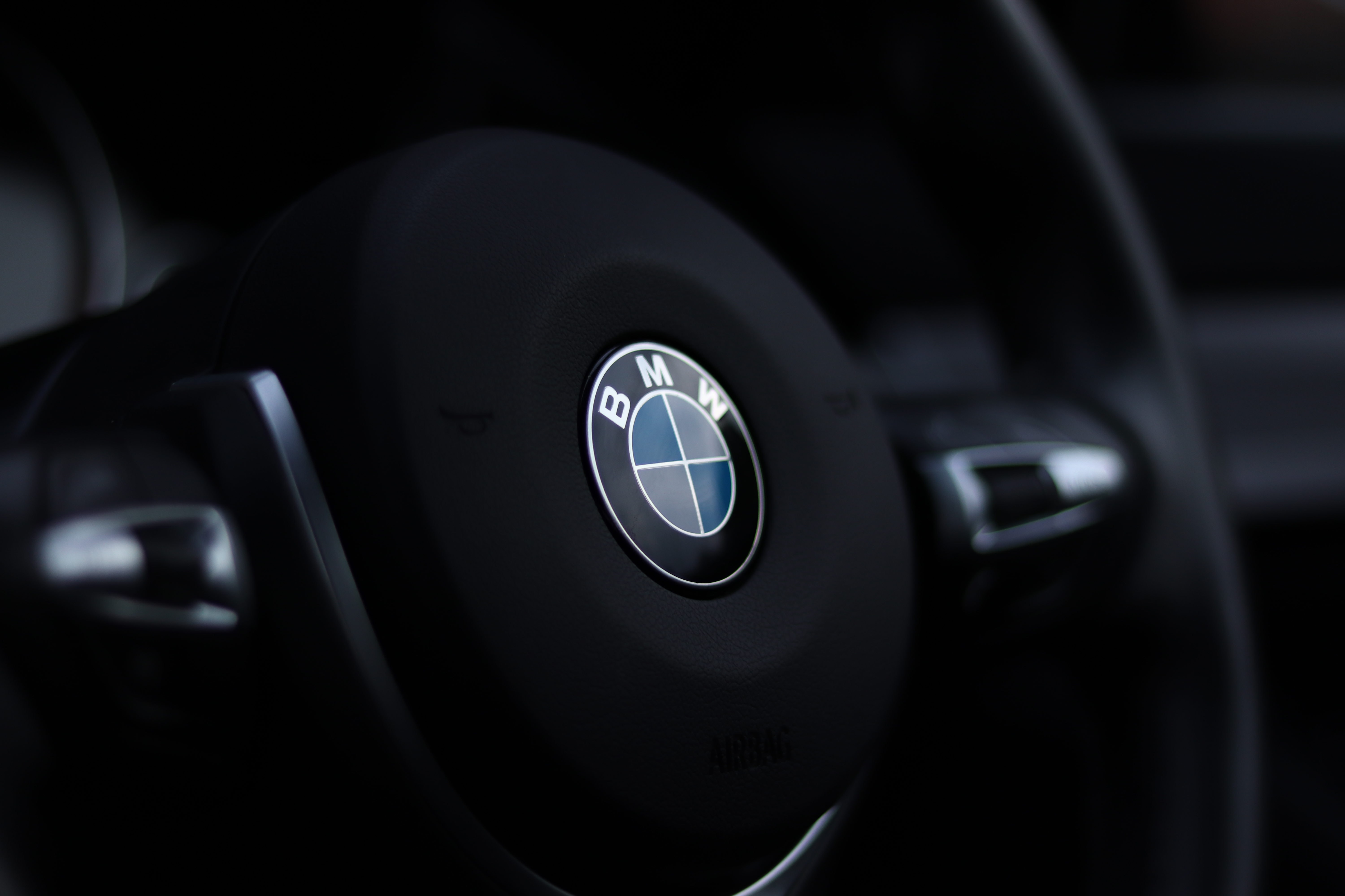 Bmw Logo Steering Wheel European And German Cars Service Specialists