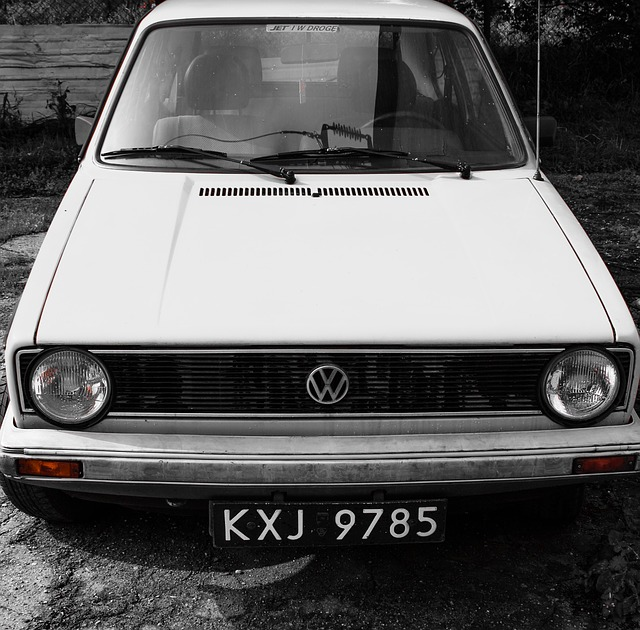 VW Golf Mark 1
